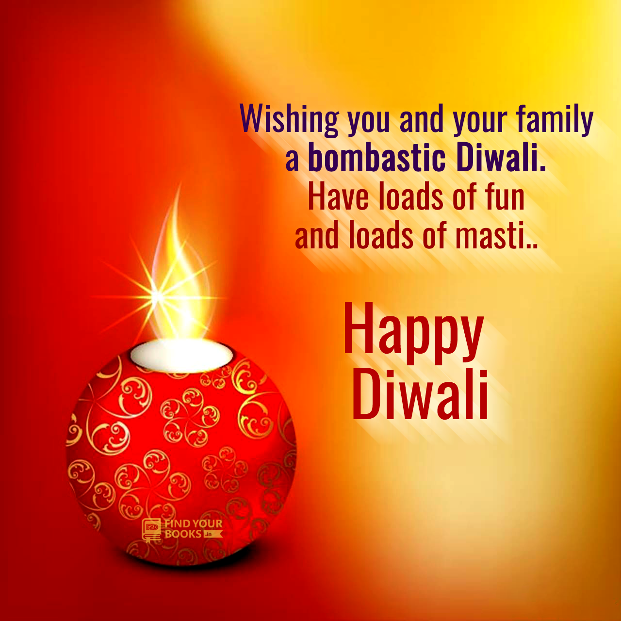 Beautiful Diwali Greeting cards & wishes Design and Happy Diwali Wishes